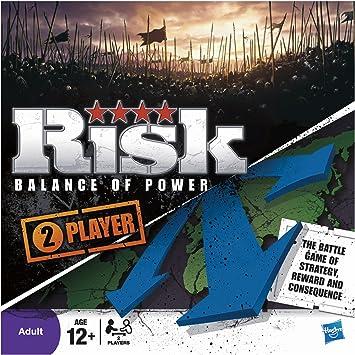 Hasbro Balance de Riesgos del Poder [Importado de Inglaterra]: Risk Balance of Power: Amazon.es: Juguetes y juegos