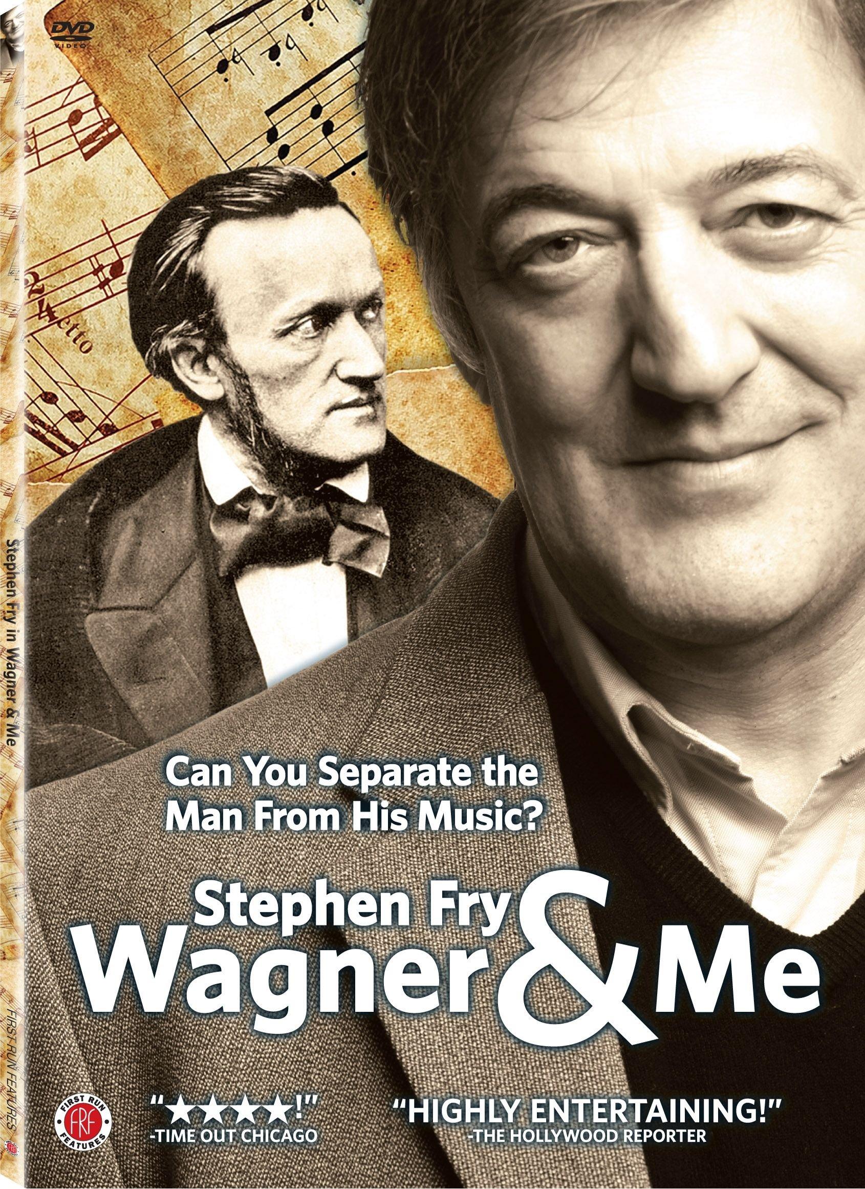 DVD : Wagner & Me (Widescreen)