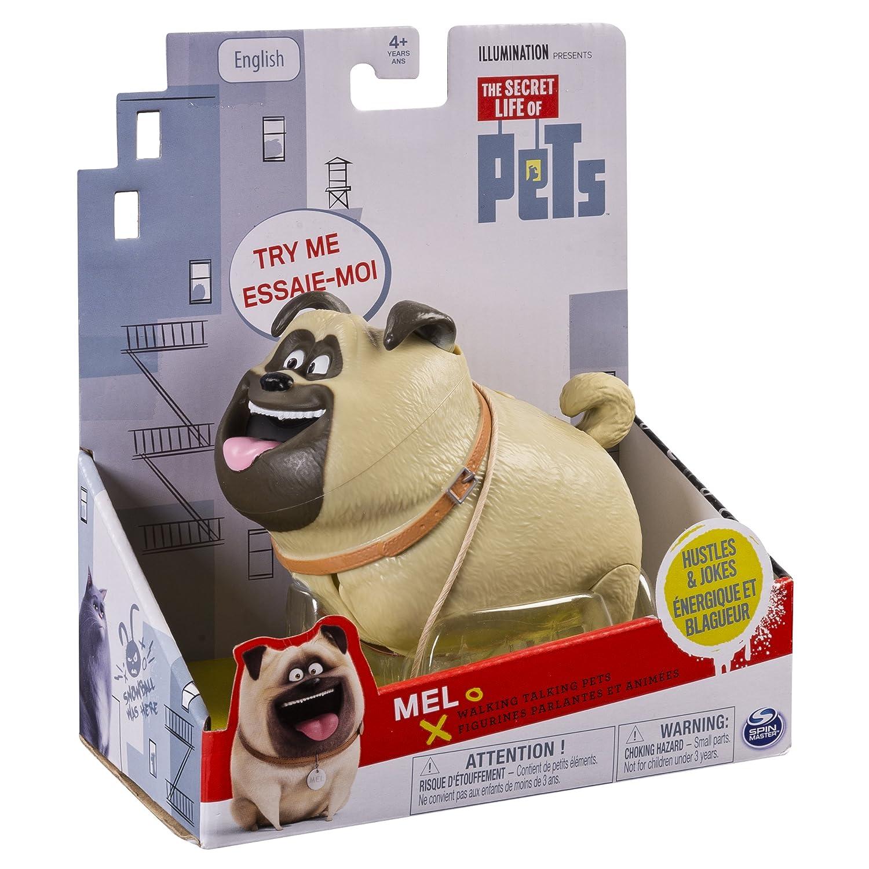 The Secret Life of Pets - Mel Walking Talking Pets Figure