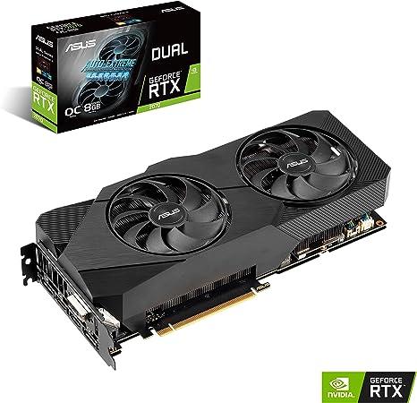 ASUS GeForce RTX 2070 - Tarjeta gráfica para Videojuegos (8G EVO ...