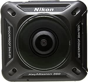 Nikon KeyMission 360, Black