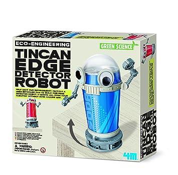 03370Amazon Edge Detector es 4m Can Tin Robot Robotica00 4RA5jL