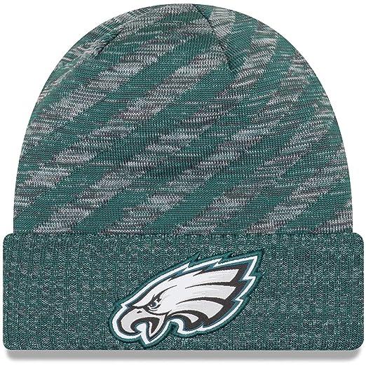 df4b8b90d New Era Philadelphia Eagles Knit On Field 18 TD Winter Hat
