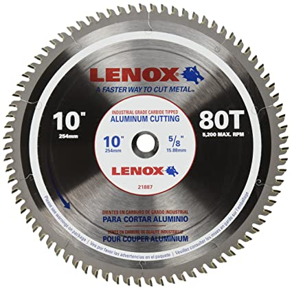 Lenox tools circular saw blade aluminum cutting 10 inch 80t lenox tools circular saw blade aluminum cutting 10 inch 80t keyboard keysfo Image collections