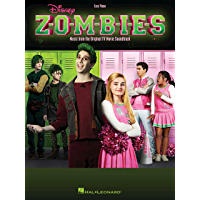 Zombies Songbook: Music from the Disney Channel Original Movie book cover