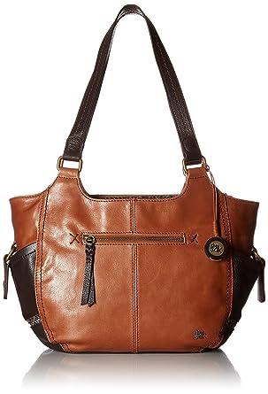 Kendra Hobo Shoulder Bag, Brown Snake Multi, One Size The Sak