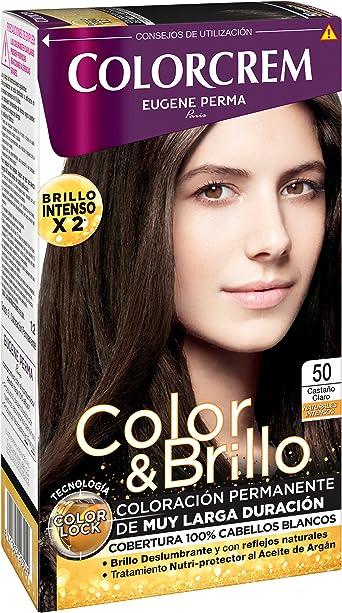 Colorcrem Color & Brillo Tinte Capilar Naturales Intensos ...