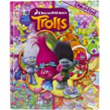 DreamWorks Trolls Look and Find Activity Book - PI Kids