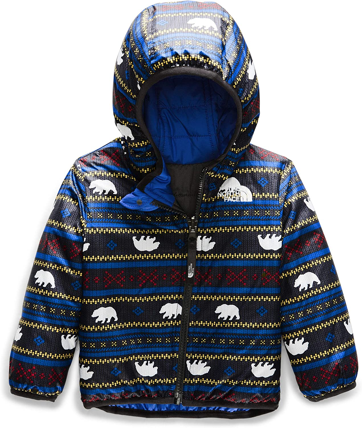 The North Face Baby Boys Reversible Perrito Jacket