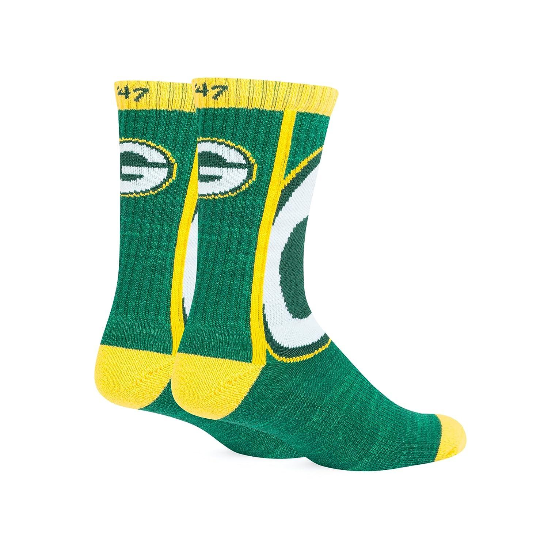 47 NFL Mens Hot Box Sport OTC Socks