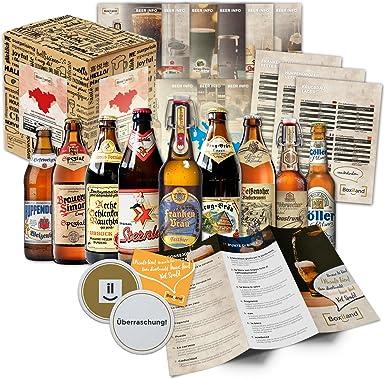 Especialidades de cerveza Franconia (las mejores cervezas de ...