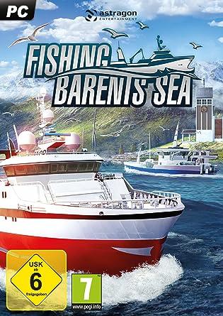 Fishing Barents Sea Multi18-Plaza