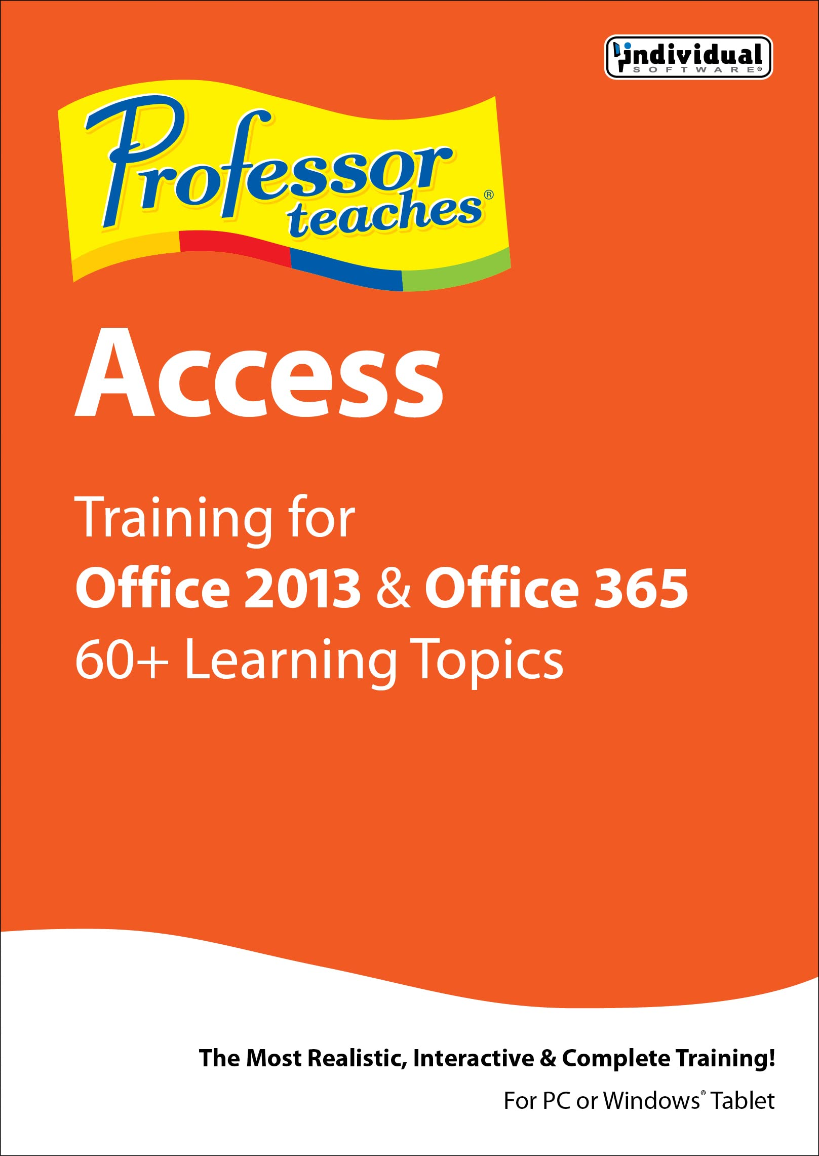 Professor Teaches Access for Office 2013 & Office 365 [Download] 91fYc7pURkL