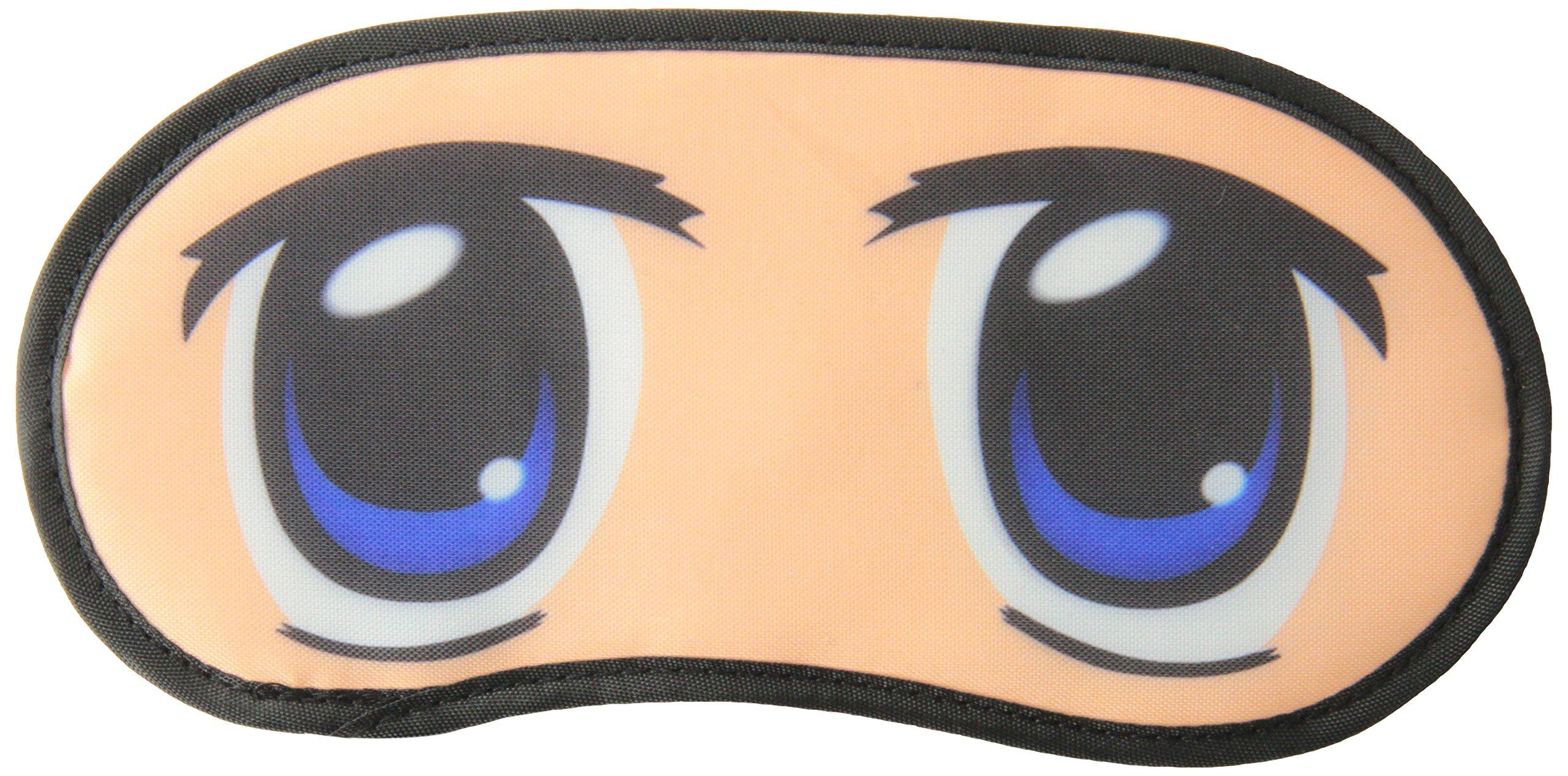 Accoutrements Anime Eyes Sleep Mask