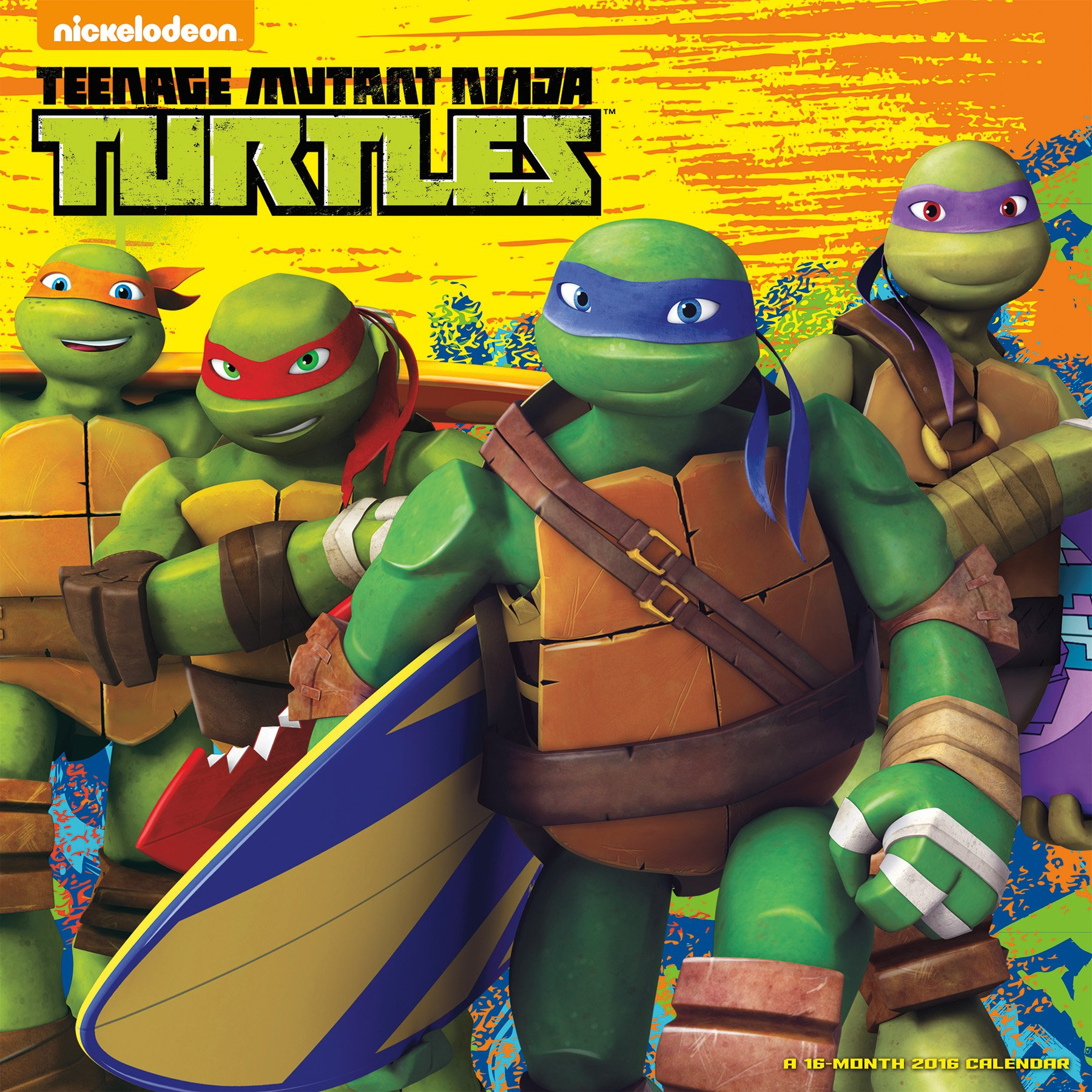 Image Gallery Ninja Turtles 2017