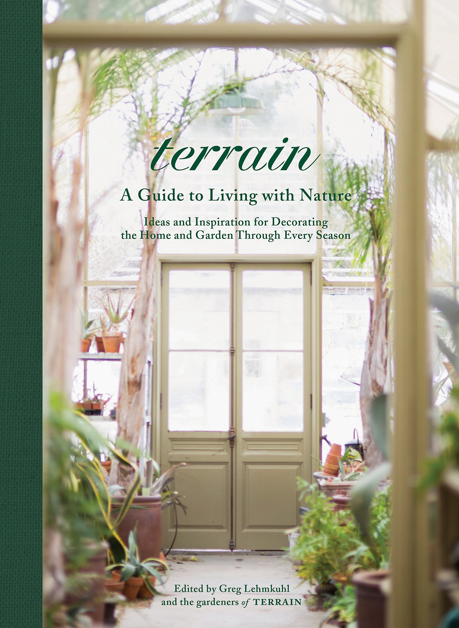 Amazon.com: Terrain: A Guide to Living with Nature (9781579658076 ...