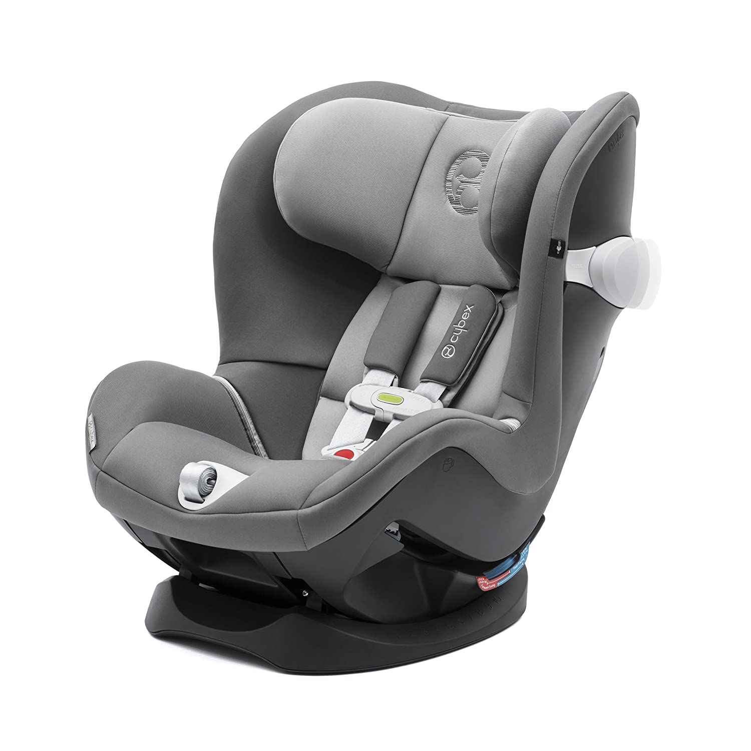 CYBEX Sirona M SensorSafe 2.0, Manhattan Grey,Car Seat 518002151