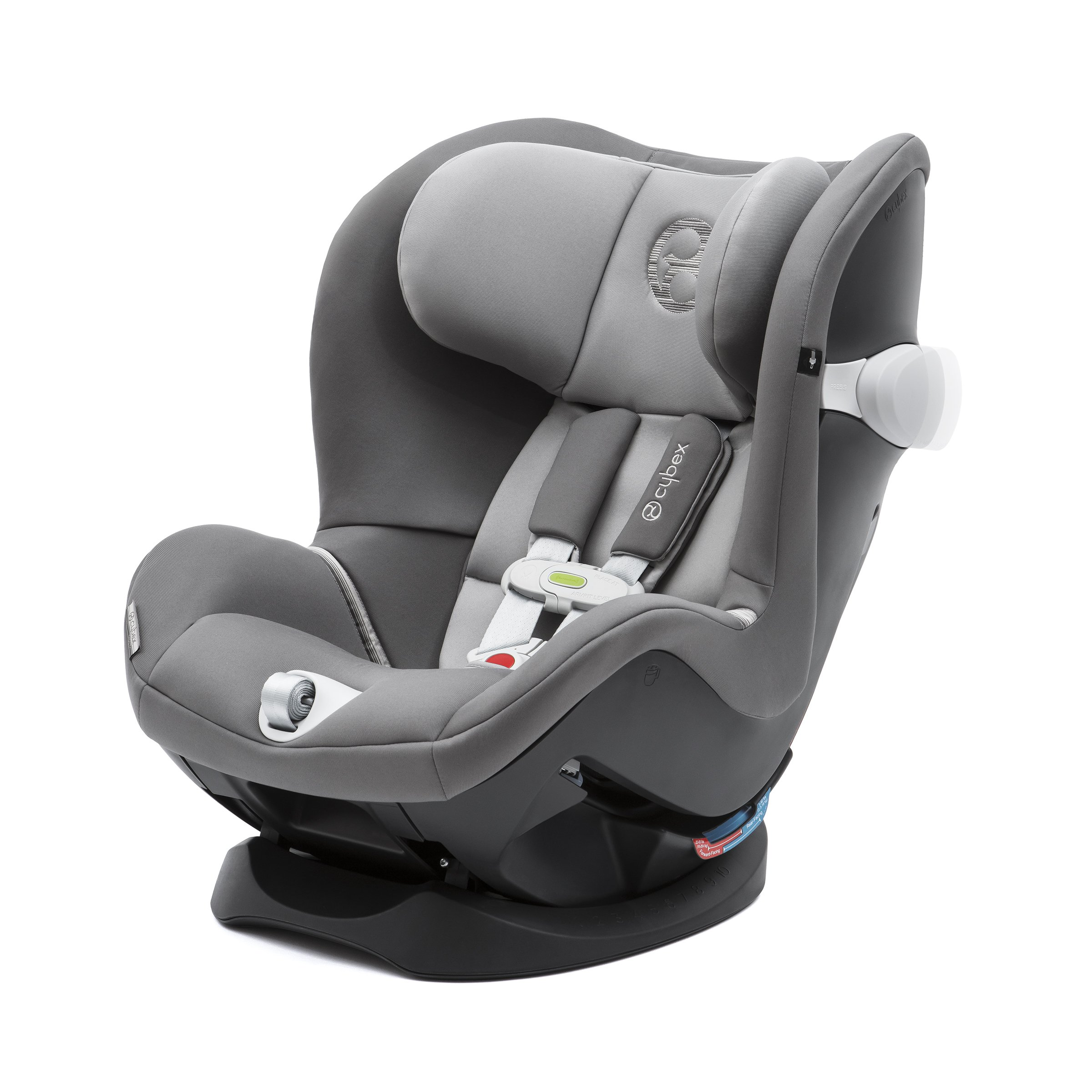 CYBEX Sirona M SensorSafe 2.0, Manhattan Grey,Car Seat
