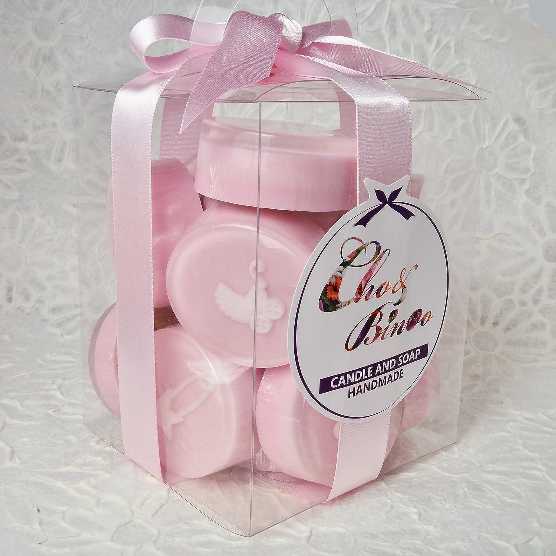 Amazon.com: Baby Shower Favors ,Girl, Set of 8: Handmade