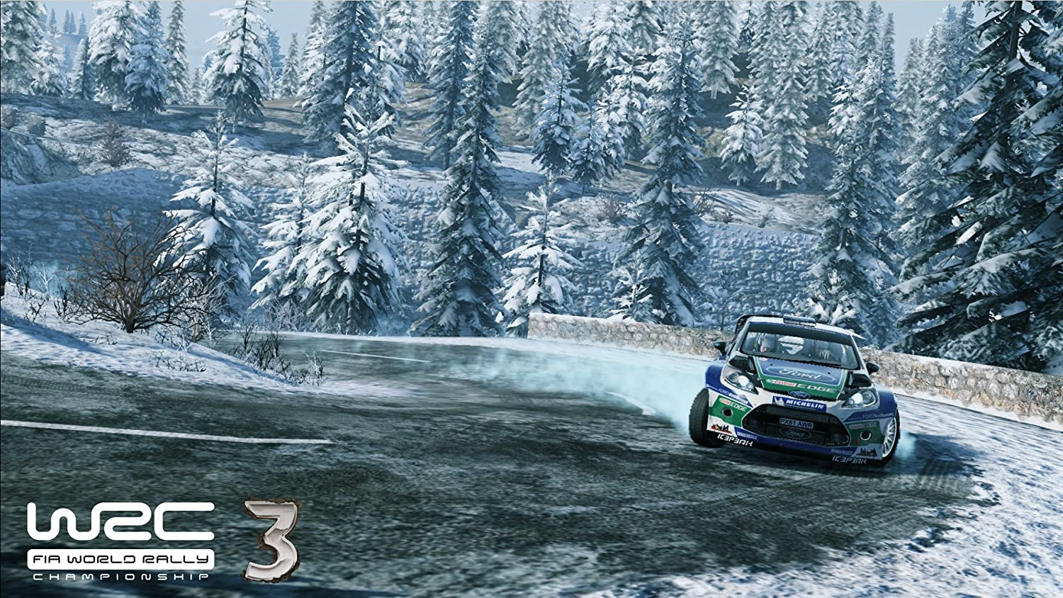 wrc 3 serial number pc