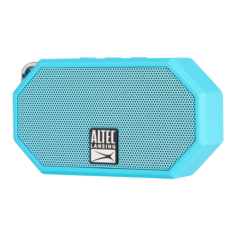 altec lansing bluetooth speaker mini h20 pairing