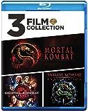 Mortal Kombat Triple Feature (Mortal Kombat / Mortal Kombat: Annihilation / Mortal Kombat: Legacy) [Blu-ray]