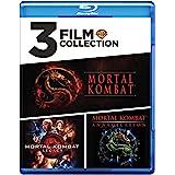 Mortal Kombat/ Mortal Kombat 2/ Mortal Kombat: Legacy (3FE) [Blu-ray]