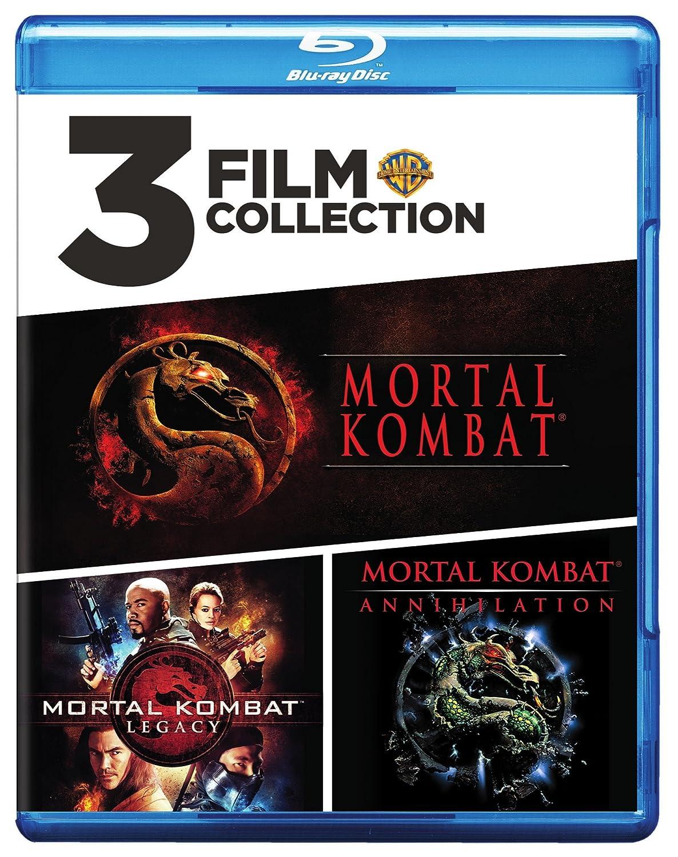 Amazon Com Mortal Kombat Triple Feature Mortal Kombat Mortal