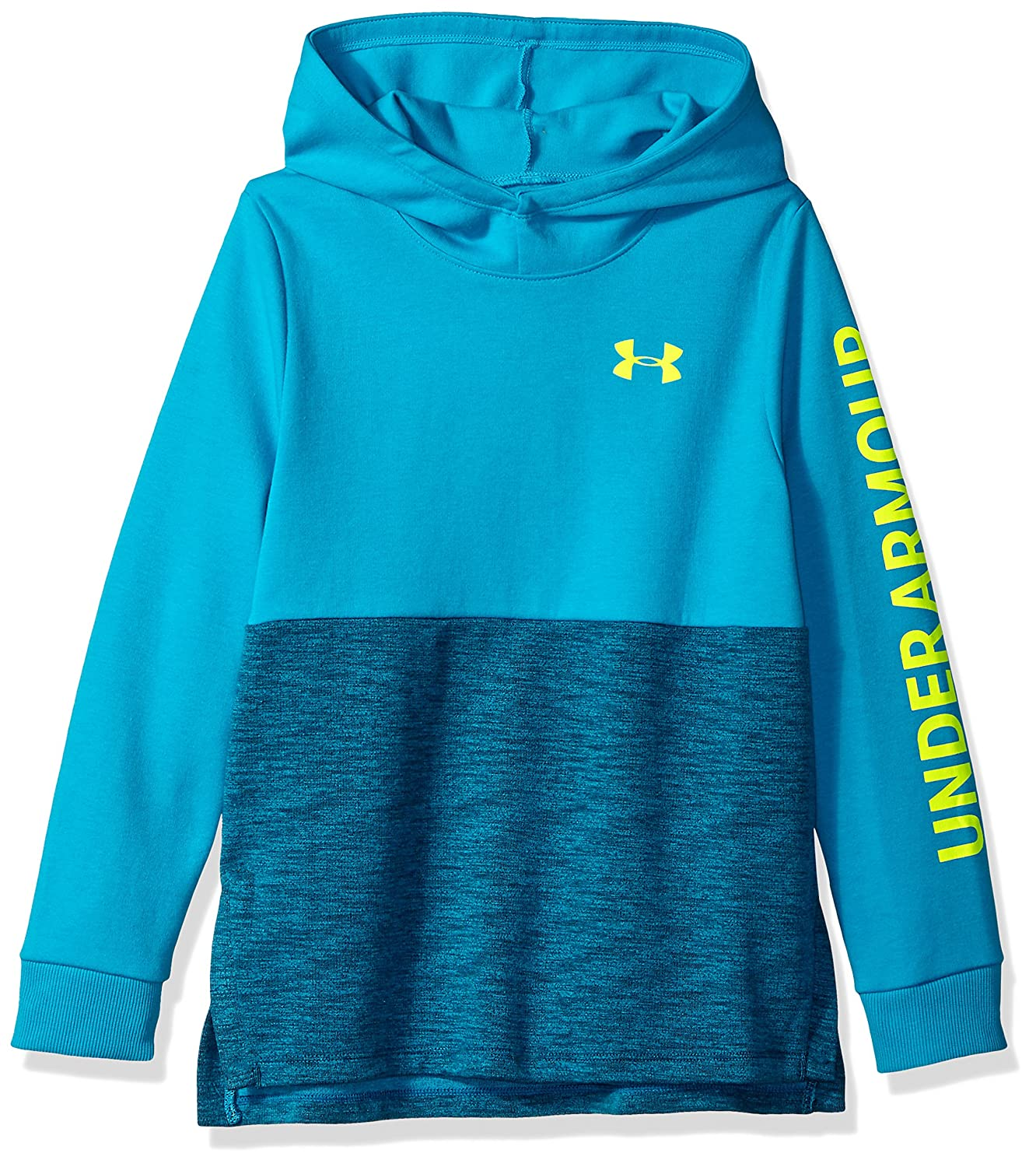 Under Armour Girls Double Knit Hoodie