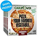 CAULIPOWER Margherita Cauliflower Crust
