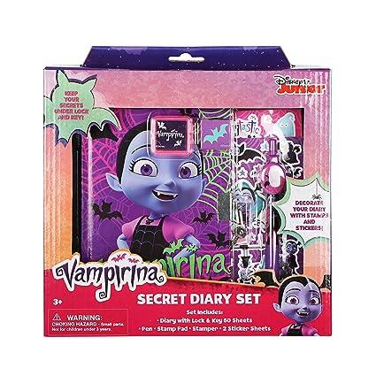 Amazon Com Vampirina Disney Secret Diary Set For Girls Toys Games