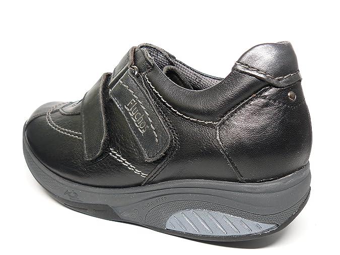 91aa859a Zapatos cómodos mujer FLUCHOS - Tipo Abotinado cierre velcro