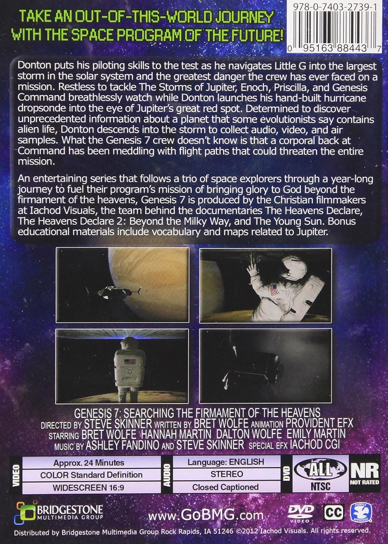 Genesis 7: Episode Seven: - The Storms of Jupiter [DVD] [2013]