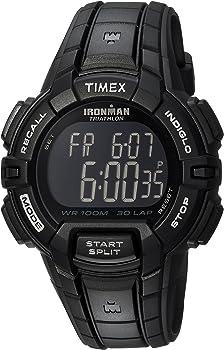 Timex Full-Size Ironman Rugged 30 Triathlon Watch