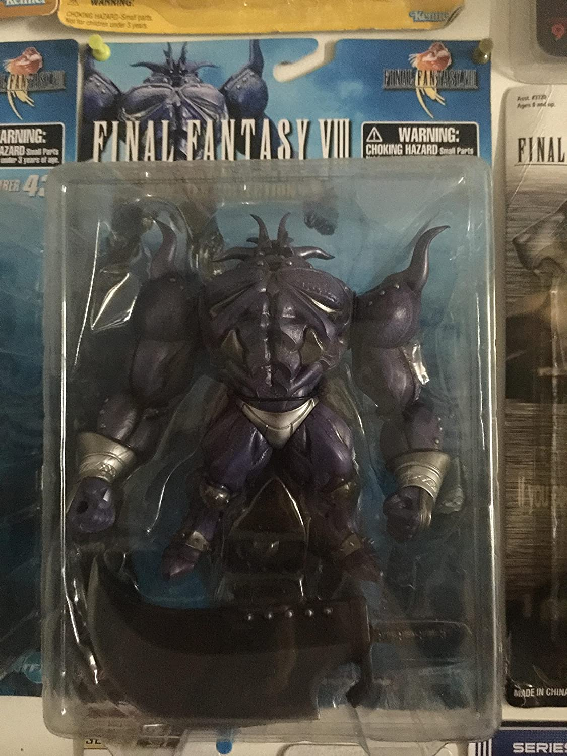 Final Fantasy VIII Monster Collection Action Figure Iron Giant by ARTFX