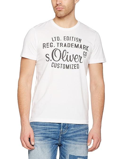 2 opinioni per s.Oliver, T-Shirt Uomo