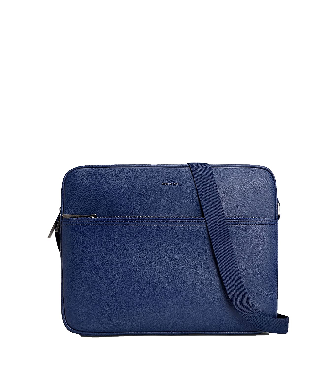 Royal Blue Matt /& Nat Coen Small Dwell Messenger