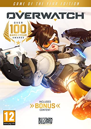 Overwatch Game of the Year Edition (PC): Amazon co uk: PC & Video Games