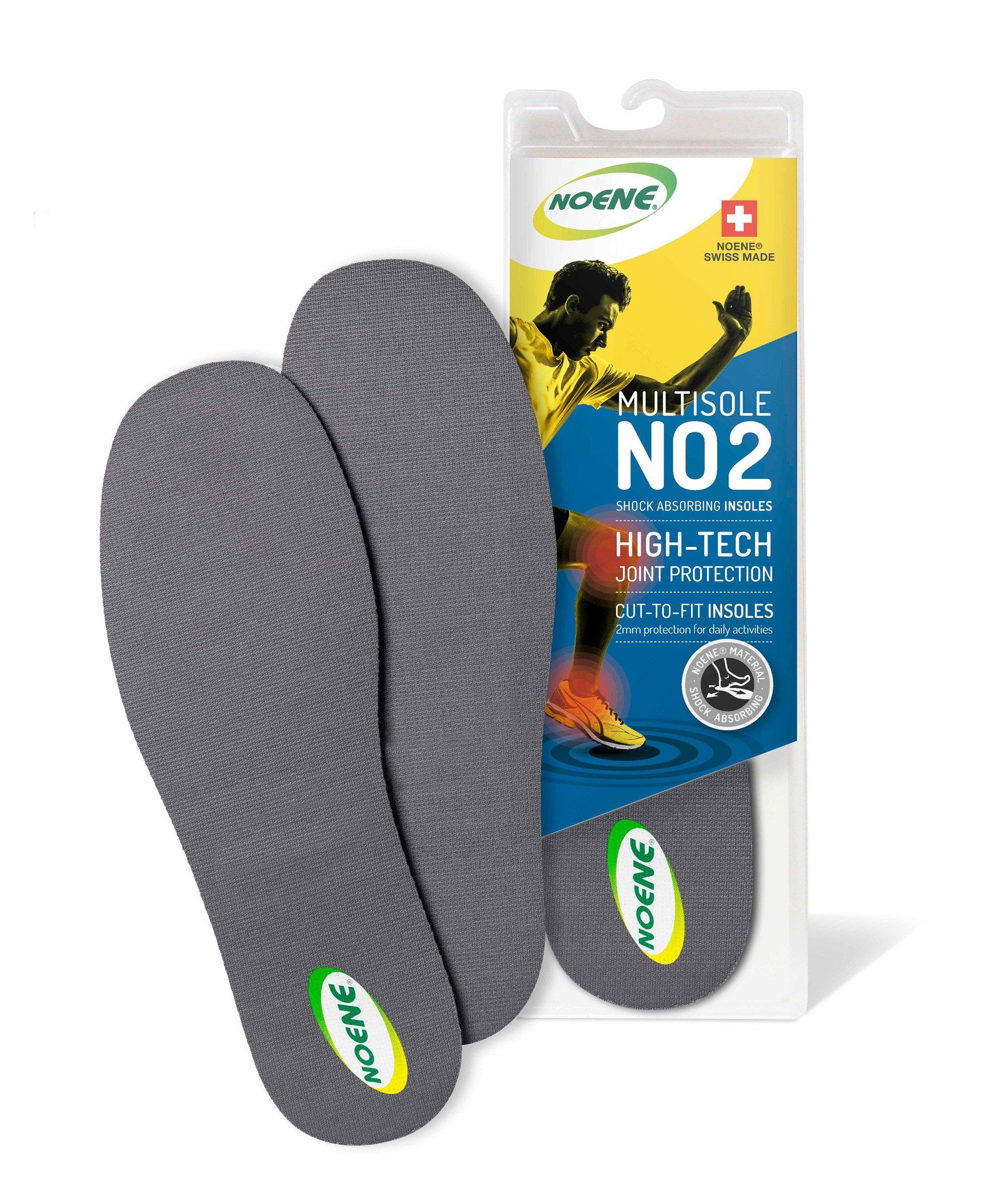 Noene® Multisole NO2 (Size 2: Men 9½ -16/ Women 10½-17) **NOENE Brand AS SEEN ON Shark Tank** ...