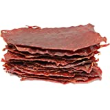 People's Choice Beef Jerky - Classic - Teriyaki - Big Slab - Whole Muscle Premium Cuts - High Protein Meat Snack - 15-ct - 1.5 LB Bag