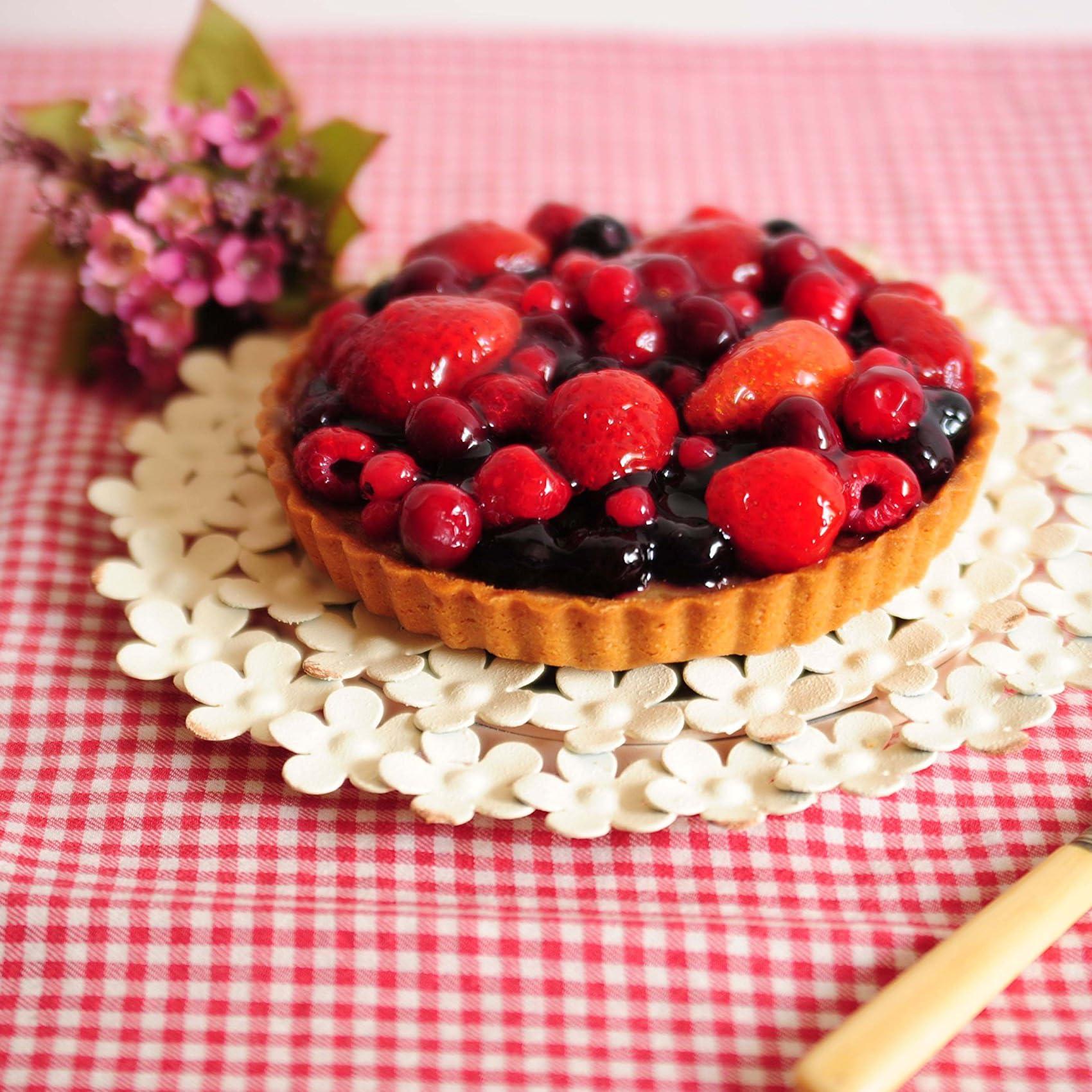 ケーキ Ipad壁紙 フルーツ タルトケーキ その他 スマホ用画像