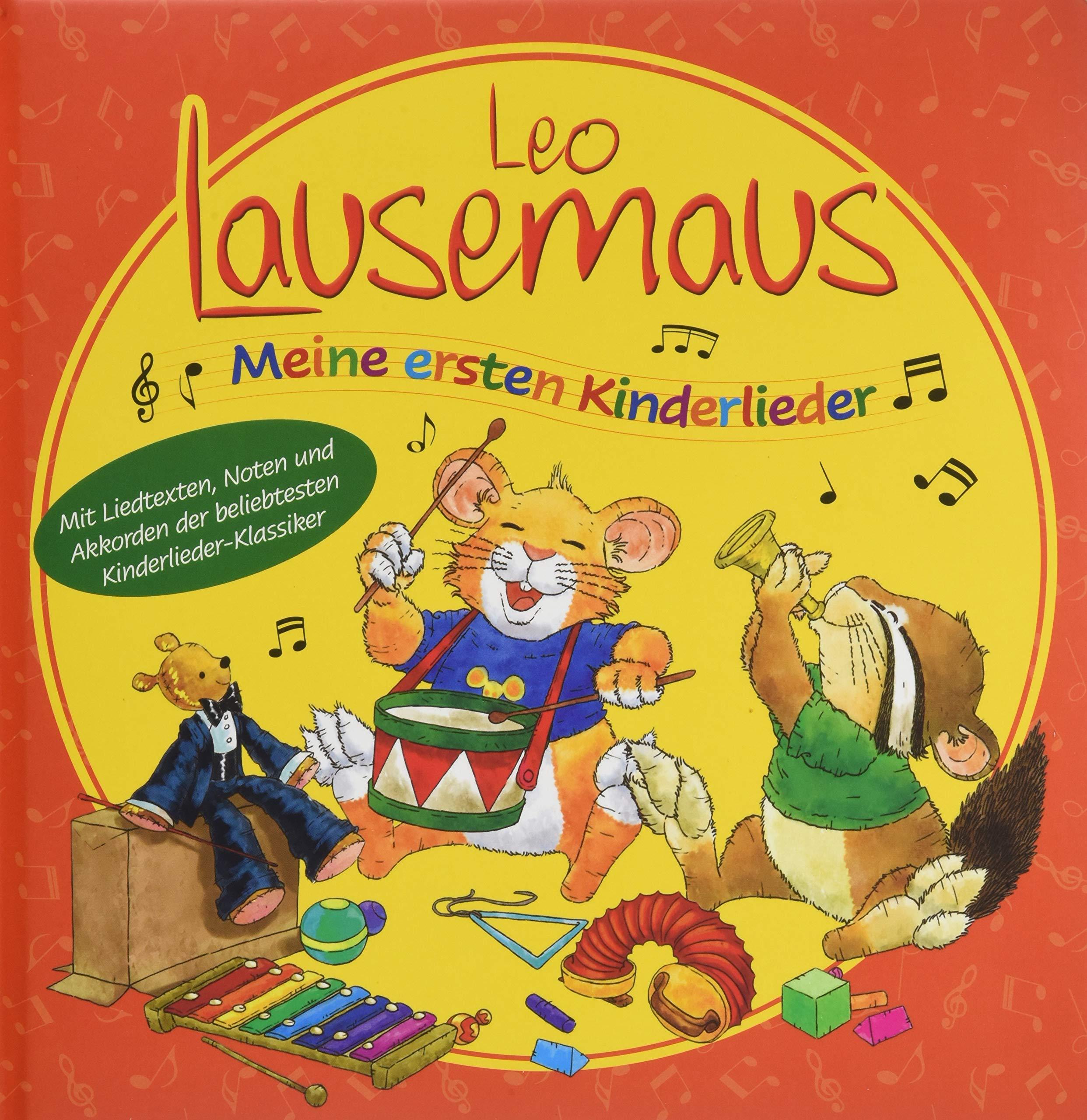 Adventsbox Leo Lausemaus 24 Wiring Library Trailer Harness On Victory Vision Tail Light Diagram Meine Ersten Kinderlieder Amazonde Helmut Lingen Verlag Gmbh