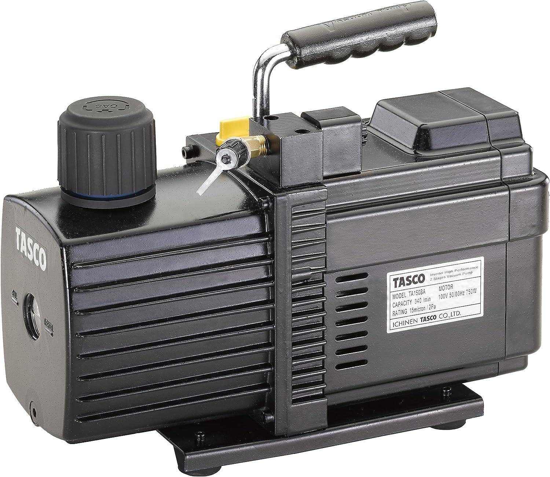 イチネンTASCO インバーター式真空ポンプ TA150GL