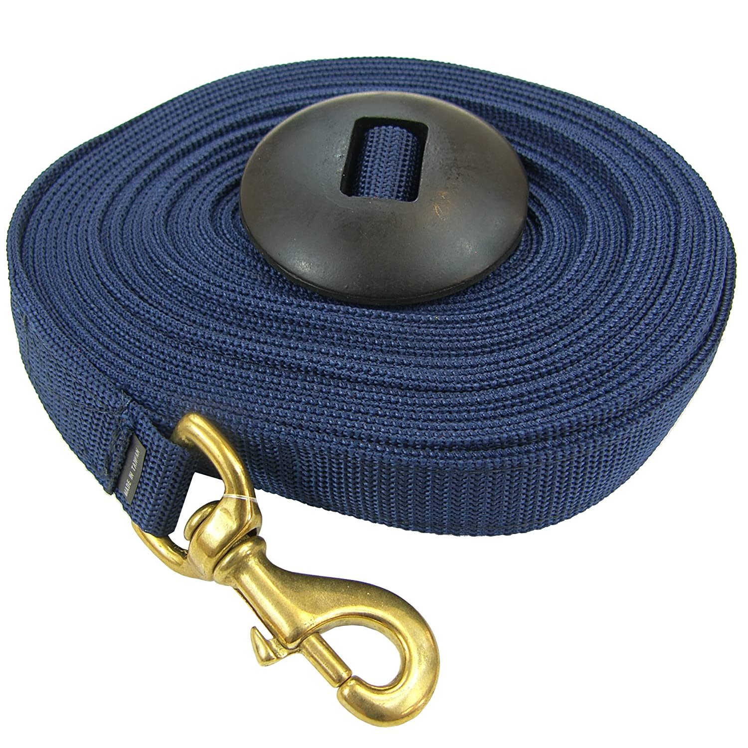 Intrepid International Lunge Line with Rubber Stopper