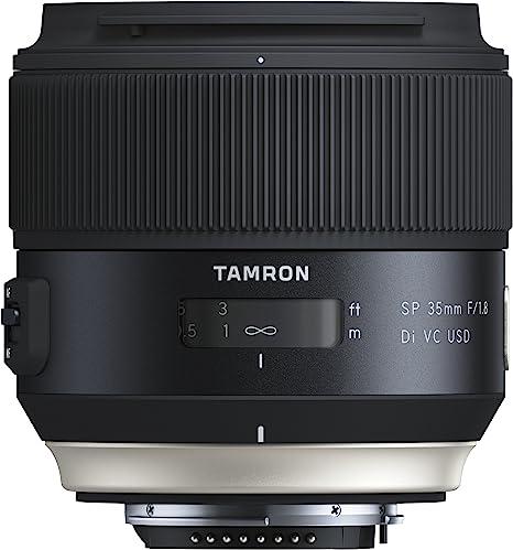 Tamron SP - Objetivo para Nikon DSLR (Distancia Focal Fija 35 mm ...
