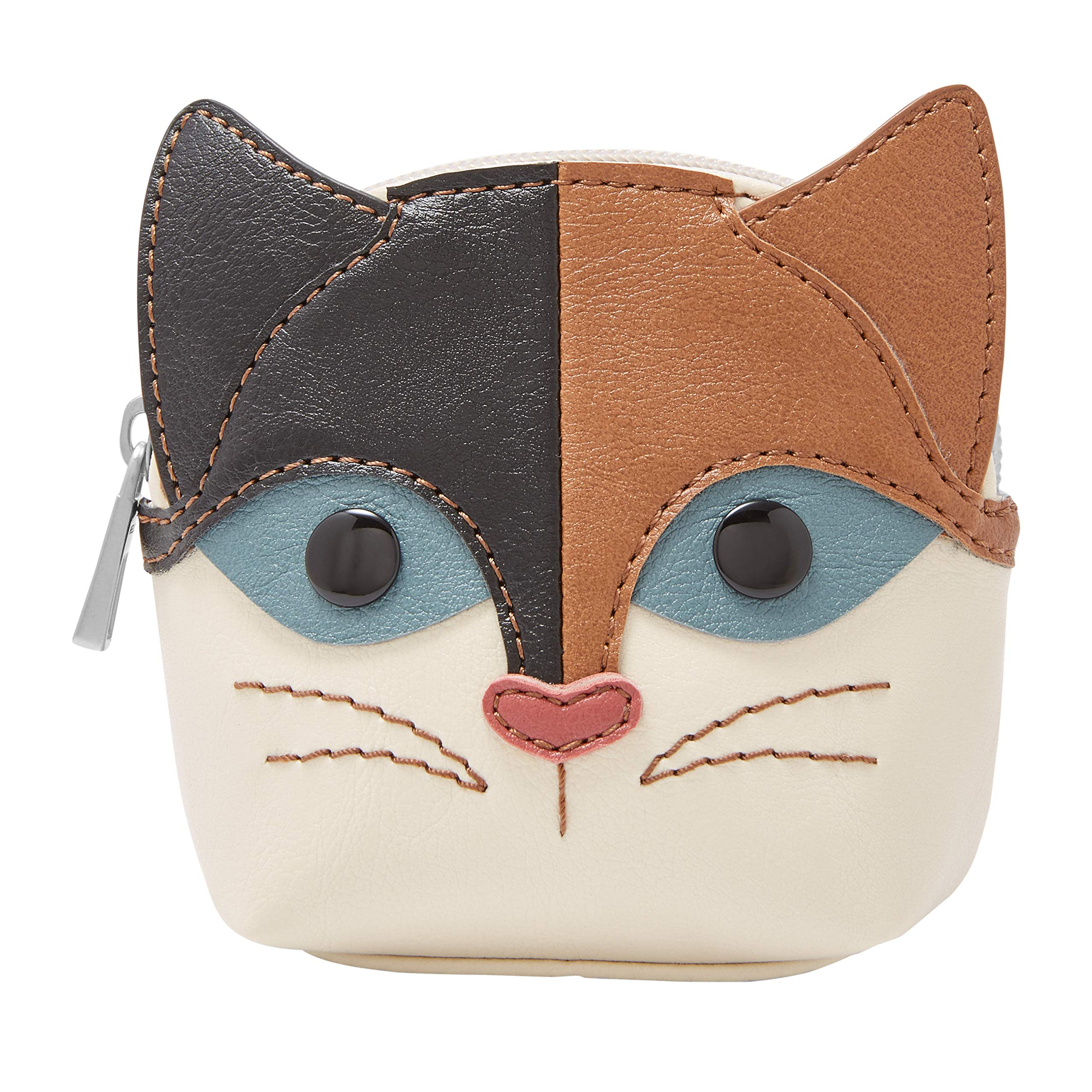 Relic Novelty Zip Coin Cats by Relic by Fossil