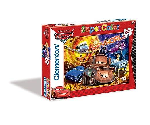 2 opinioni per Clementoni 26886- Puzzle Cars, 60 pezzi