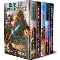 Rise to Omniscience Books 1-5: Pinnacle Kings Arc: A GameLit Epic (Rise to Omniscience Boxset Book 1) (English Edition)