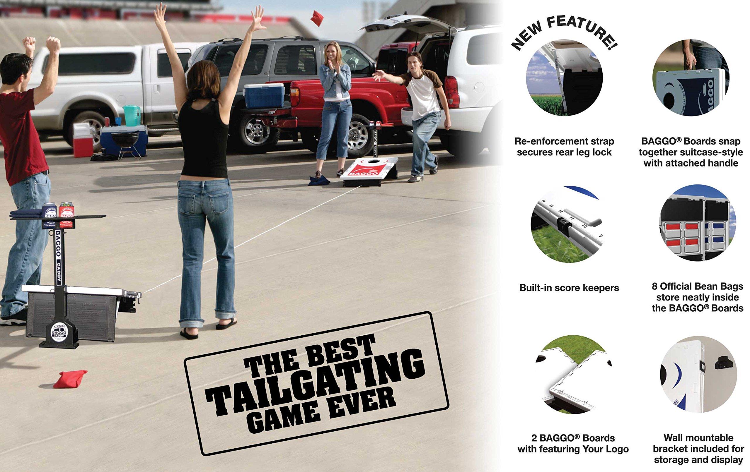 USA American US Flag Baggo Bean Bag Toss Portable Cornhole Tailgate Game with by Baggo (Image #3)