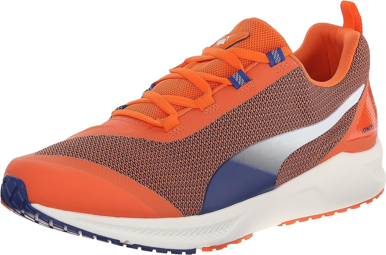 PUMA Ignite XT Zapatillas de correr para hombre, color Naranja ...